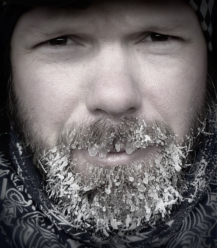self potrait, 13 degrees