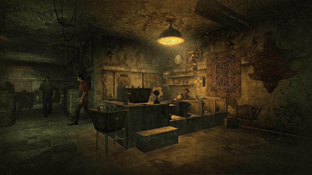 Mick Ralphs Freeside Shop Fallout New Vegas Role Pl Flickr