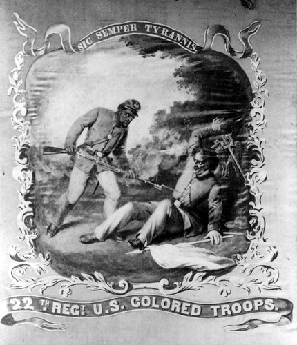 22nd Regiment U.S. Colored Troops