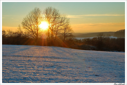winter sunset sun nature landscape sonnenuntergang natur landschaft sonne eichsfeld afsdxnikkor1870mmf3545gedif kaltohmfeld