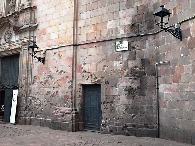 PLaca de Sant Felip Neri, Barcelona