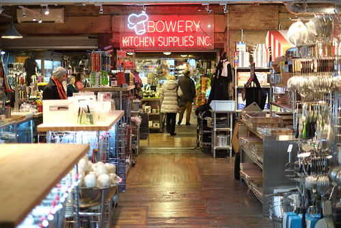 Kitchen Supply Shop at Chelsea Market