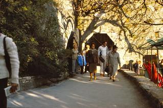 Austria   -   Salzburg   -   Festung Hohensalzburg   -   Oma, Jessica & Me   -   October 1979