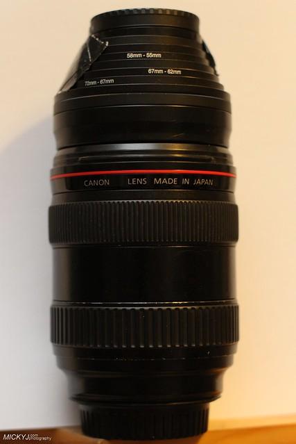 Baader U on Standard Lens