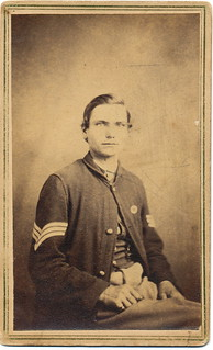 Sergeant Edward Phillips  (1843 - 1880)