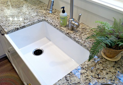 washboard sink ideas our farmhouse sink tips to clean and care for porcelain sinks