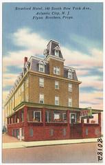 Stratford Hotel, 140 South New York Ave., Atlantic City, N. J.