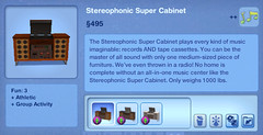 Stereophonic Super Cabinet