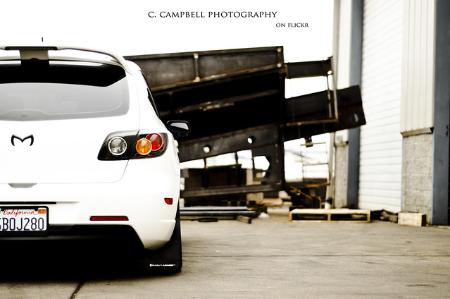 Car photoshoot 1/19/13 Nikon D7000