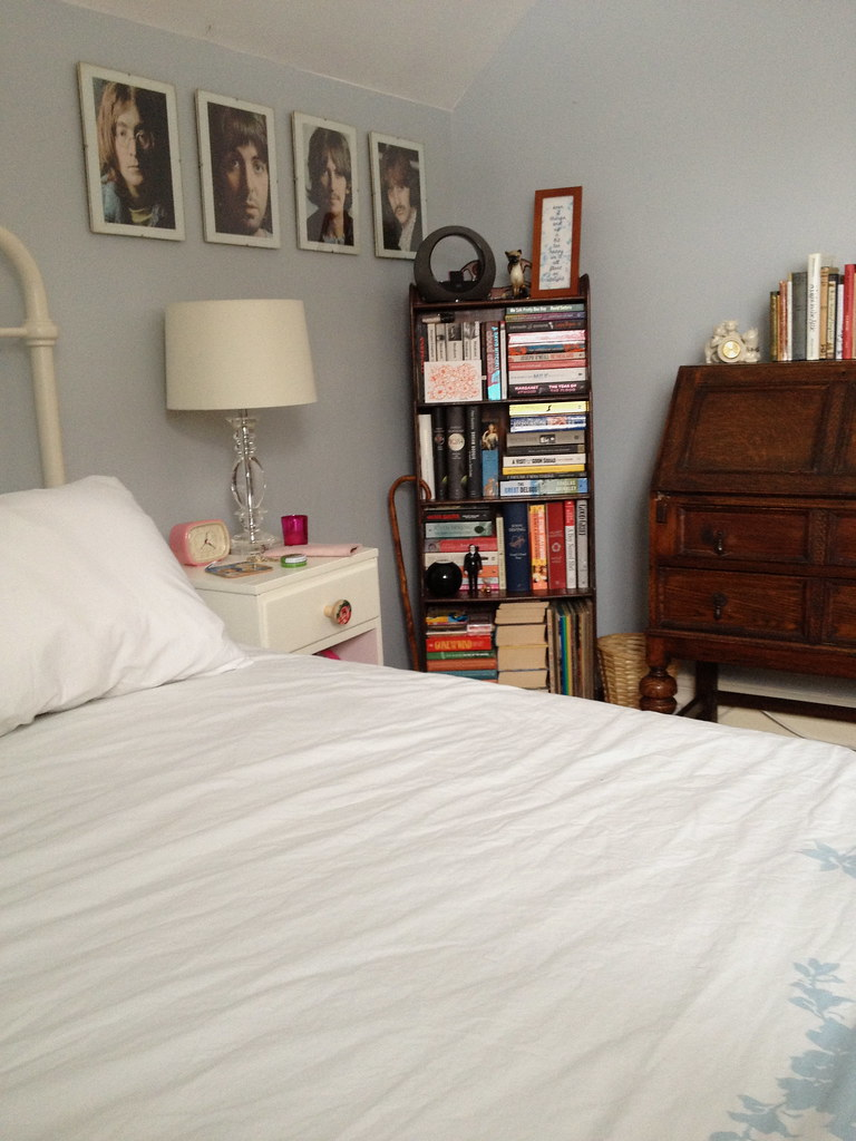 Bedroom Redecoration: After