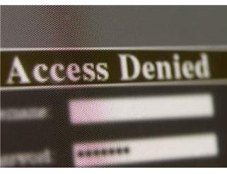 web access denied