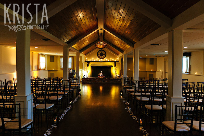 The Villa at Ridder Country Club wedding