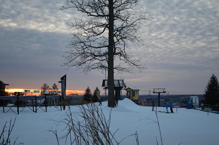 ski chalet in galena
