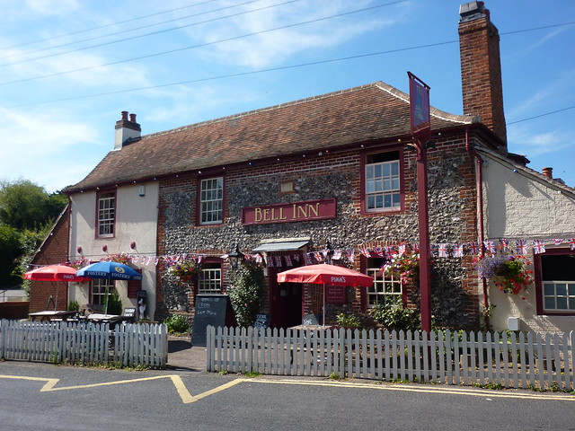 The Bell Inn, Shepherdswell