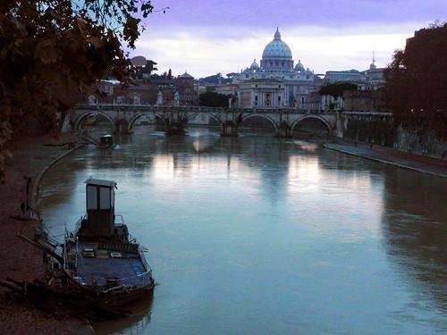 fiume tevere acqua città photomix mygearandme