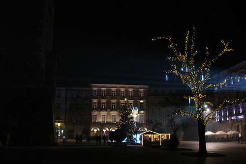 Krakow by night #11