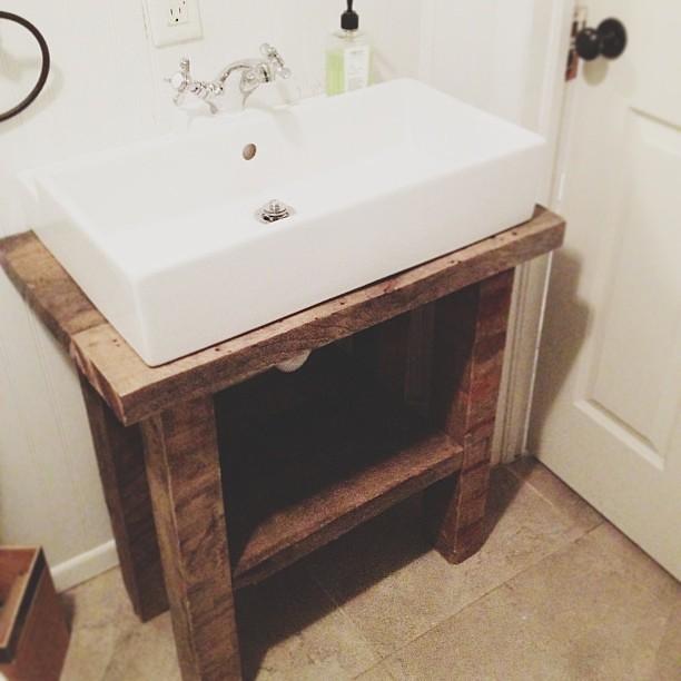 New Bathroom Vanity Diy Bathroomremodel Remodel