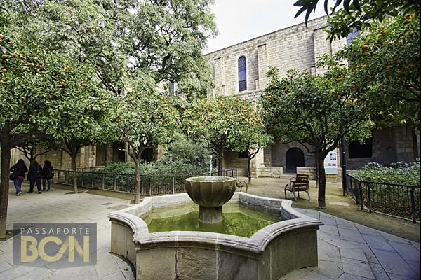 Jardins de Rubió i Lluch, Barcelona