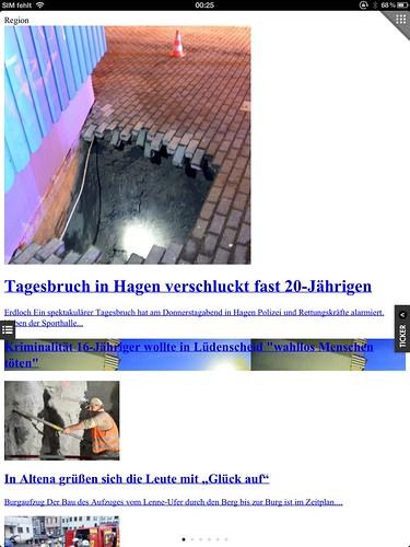 Westfälische Rundschau - WR Plus - 1. Februar 2013