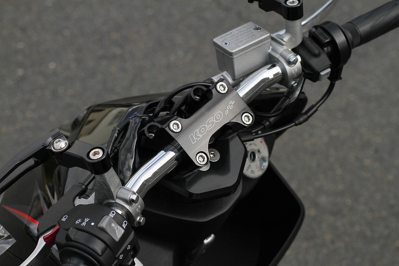 シグナスX Sporty (SE465-1MS1)