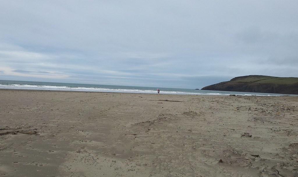 , Life's a Beach (again!) at Newport Sands, Pembrokeshire