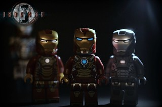 LEGO Iron Man 3 - Unreleased Mini Figures #2