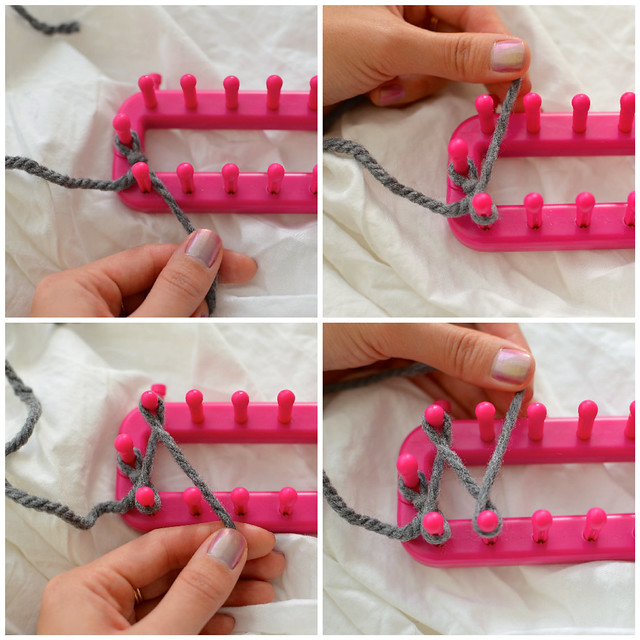 boye scarf loom instructions