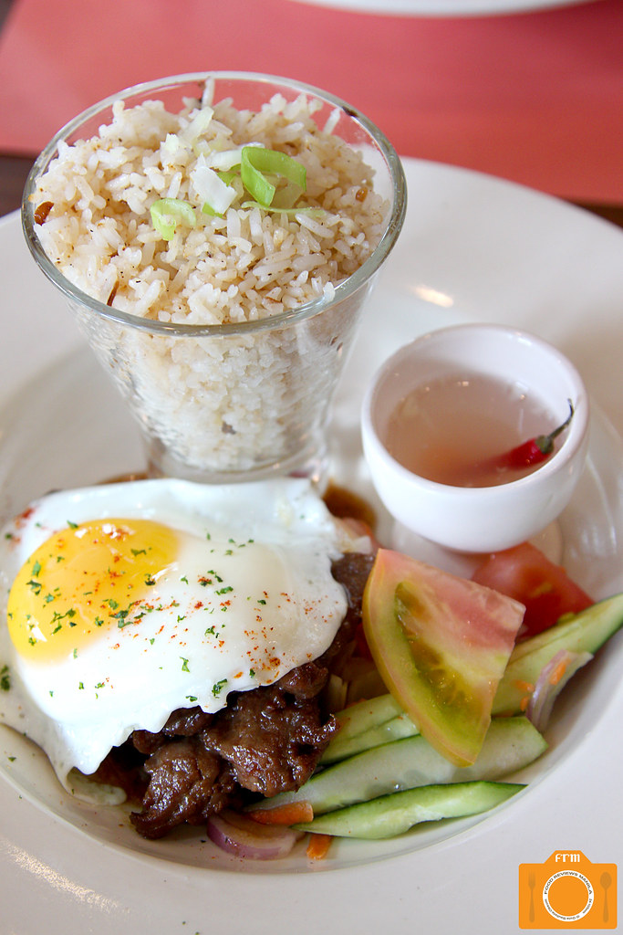 Early Bird Breakfast Club Tenderloin Tapa