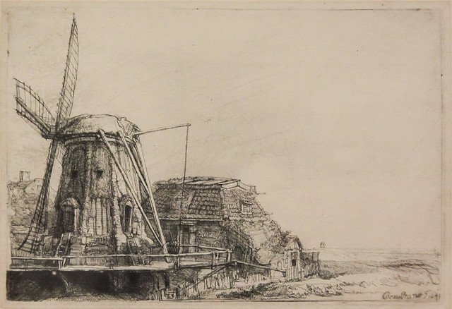 The Windmill - 1641