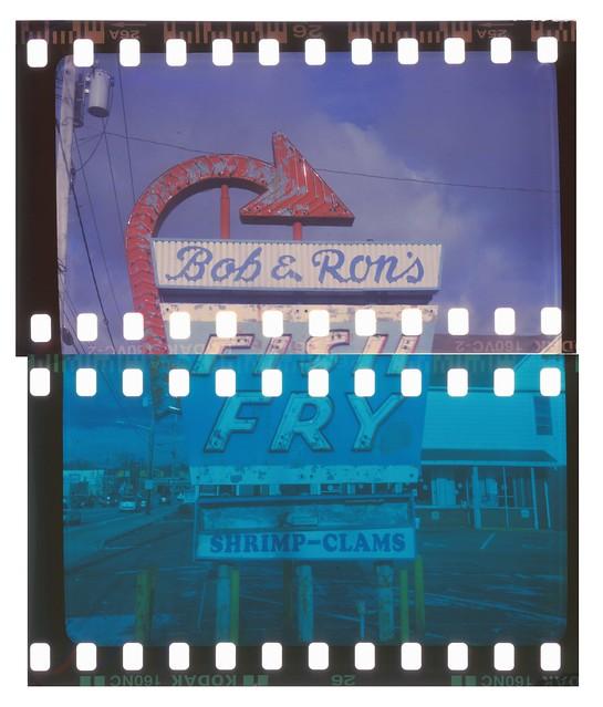 Bob and Ron's Fish Fry 2