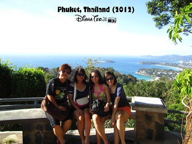 Phuket Day 1 - Karon View Point 03