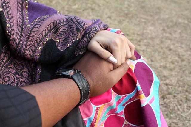 Hands in Hand: 2 of 100