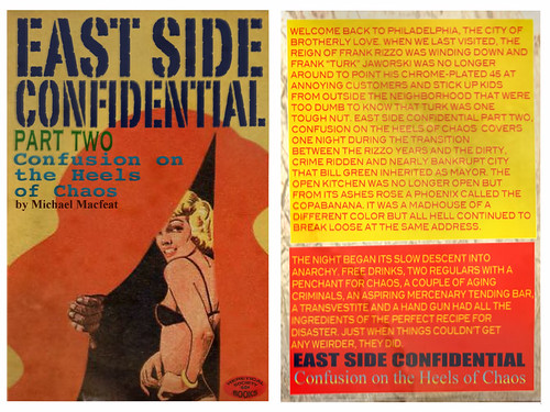 EAST SIDE CONFIDENTIAL part two, Confusion on the Heels of Chaos