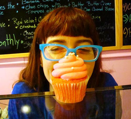 Ms goody Cupcake