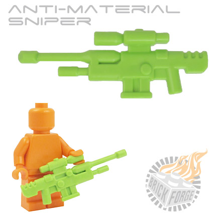 Anti-Material Sniper - Lime Green