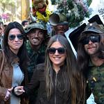 Militares en el carnaval de cadiz
