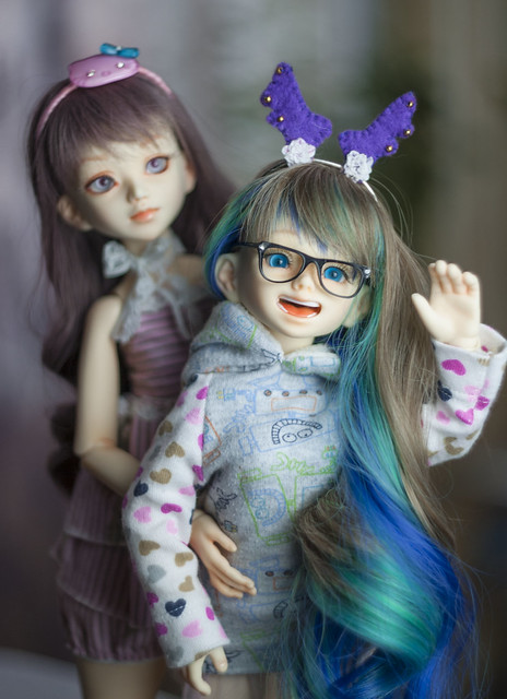 A Doll a day - Tuesday - Best Friend