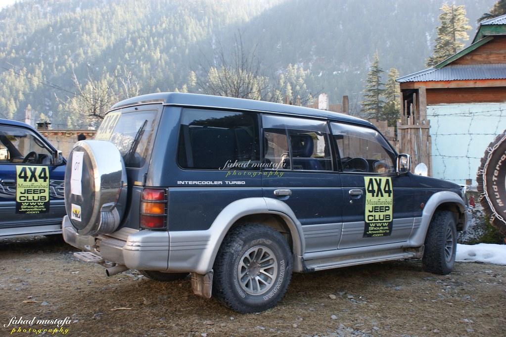 Muzaffarabad Jeep Club Neelum Snow Cross - 8468242347 bd917344bf b