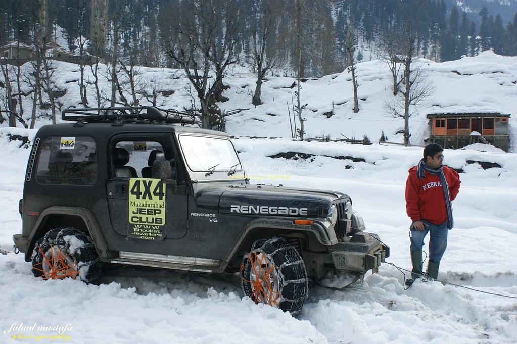 Muzaffarabad Jeep Club Neelum Snow Cross - 8470875793 10e7dc25d1 b