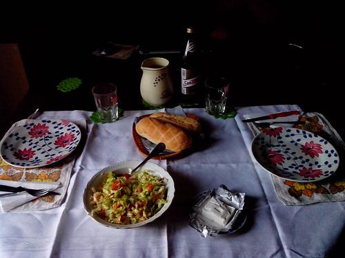 Pranzo per due in casa, cosa manca? by Ylbert Durishti