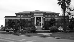 Former Jefferson Davis Hospital, Houston, Texas 1302101406BW