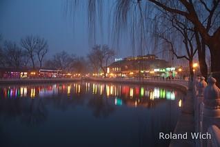 Beijing - Qianhai Lake