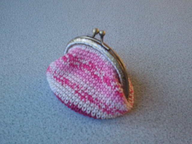 Crochet coin purse Flickr - Photo Sharing!