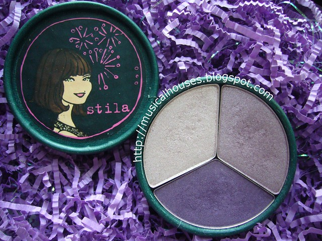 stila Seasonal Eye Shadow Trio Shimmer Shadows 2005 Cool 2