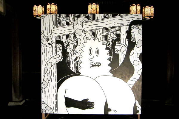 「西 雄大」の絵、一気に見せちゃおう!書籍化プロジェクト!.5