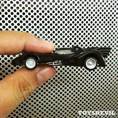 Dream Tomica 'Batmobile' Size