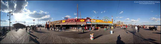 Coney Island 180