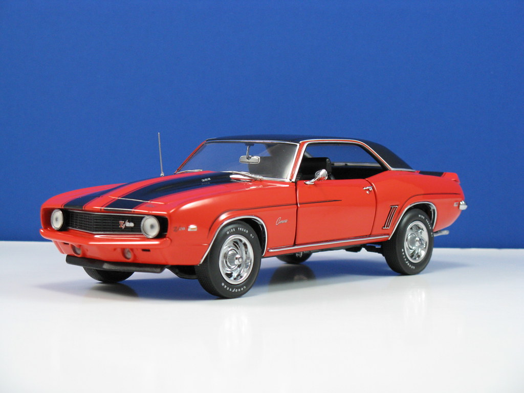 Diecast Car Forums Pics Camaro Diecast Zone