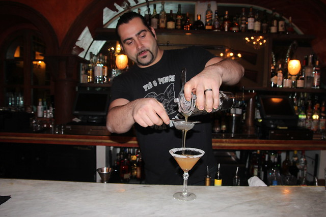The Perfect Sidecar cocktail recipe by Hemingway Lounge's Alex Straus by Caroline on Crack