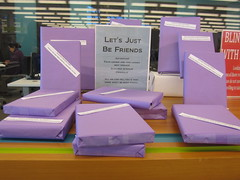 Blind Date/Just Friends with a Book